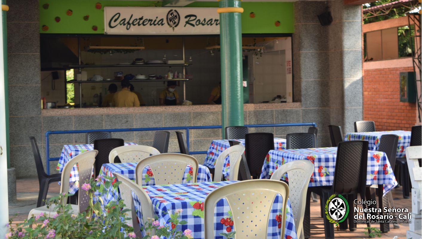 Cafetería Nuestra Señora del Rosario 2006