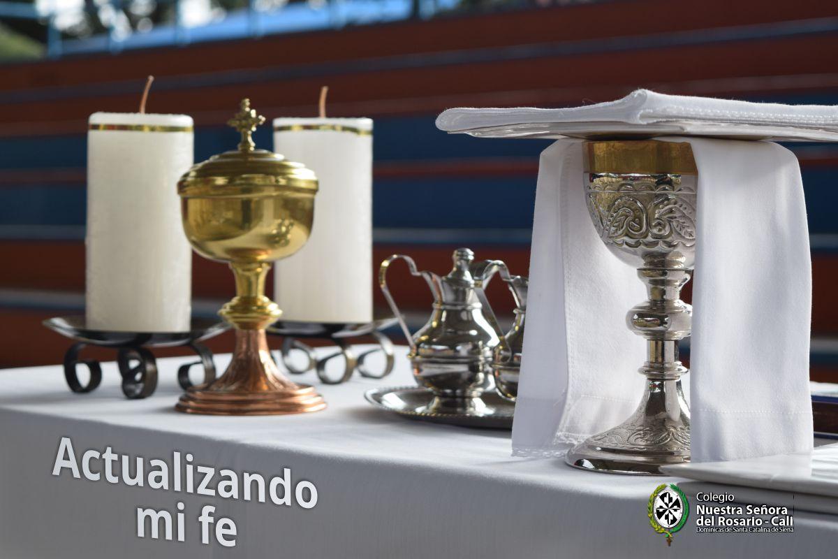 Actualizando mi fe Nuestra Señora del Rosario 2001