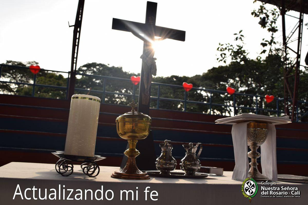 Actualizando mi fe Nuestra Señora del Rosario 2002