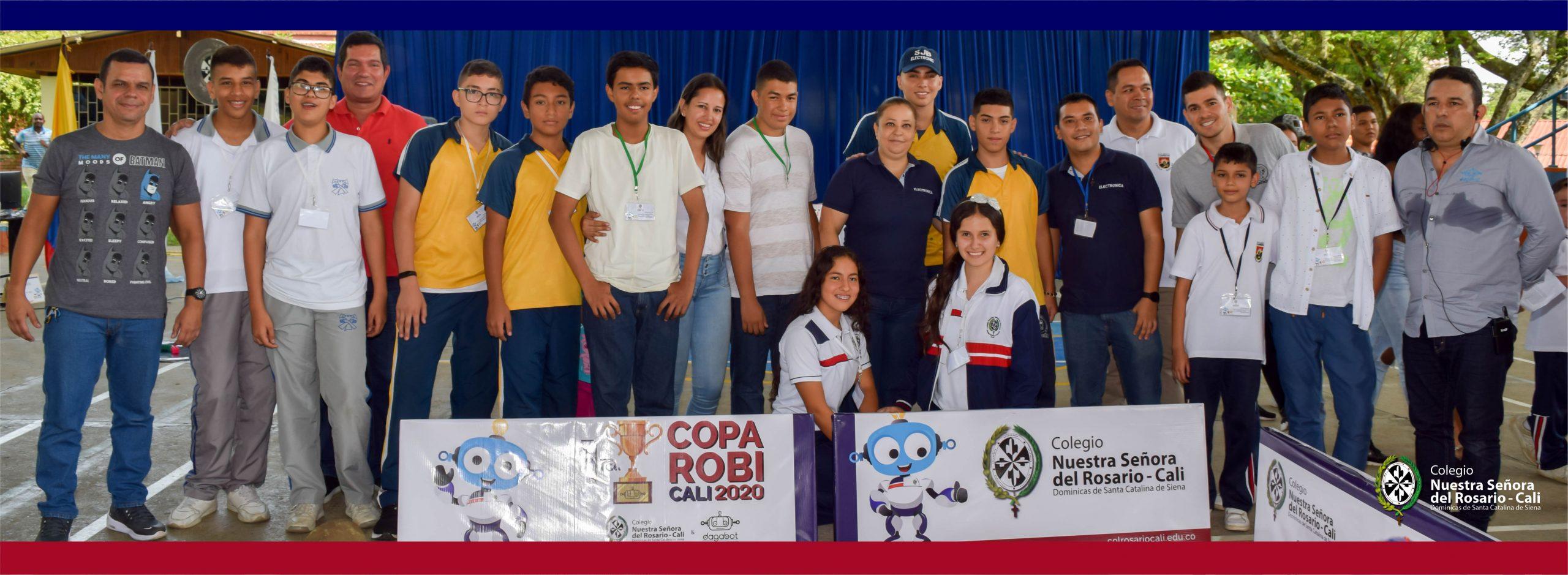 Banner Col Rosario 2012