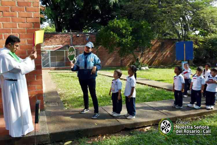 Educacion Vial Entradas Nuestra Señora del Rosario 2004