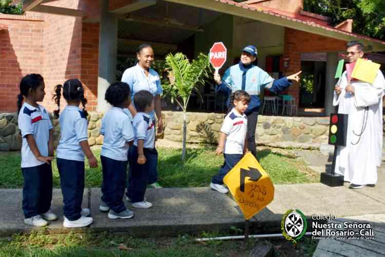 Educacion Vial Entradas Nuestra Señora del Rosario 2005