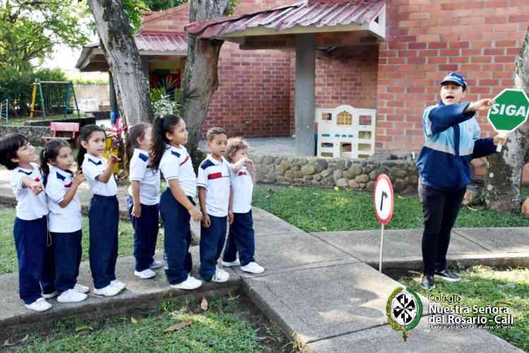 Educacion Vial Entradas Nuestra Señora del Rosario 2006