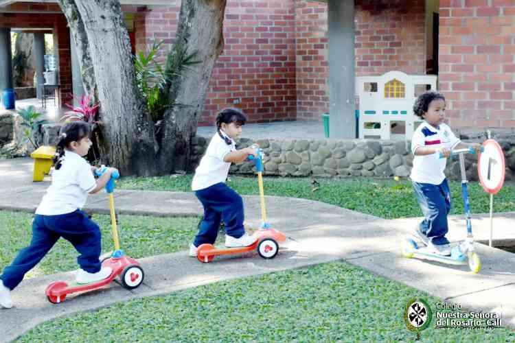 Educacion Vial Entradas Nuestra Señora del Rosario 2008