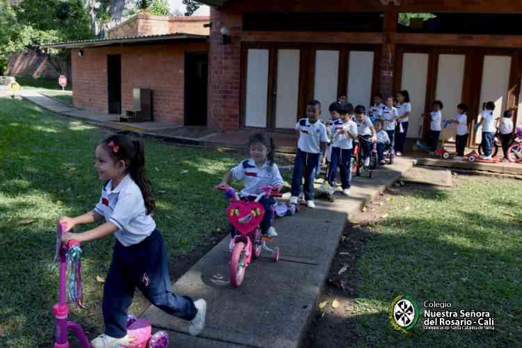 Educacion Vial Entradas Nuestra Señora del Rosario 2009
