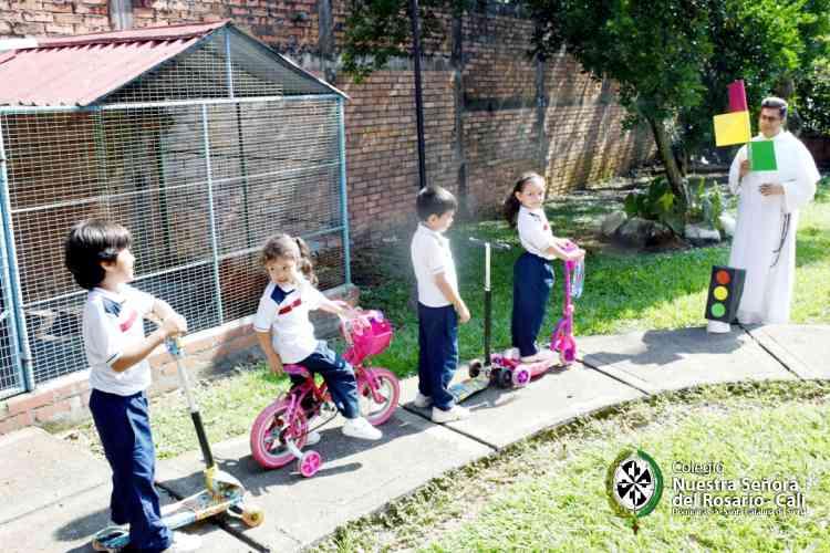 Educacion Vial Entradas Nuestra Señora del Rosario 2010