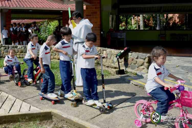 Educacion Vial Entradas Nuestra Señora del Rosario 2011