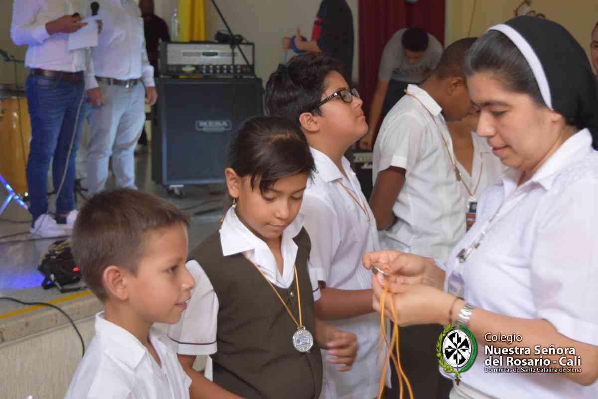 Final deportes Nuestra Señora del Rosario 2005