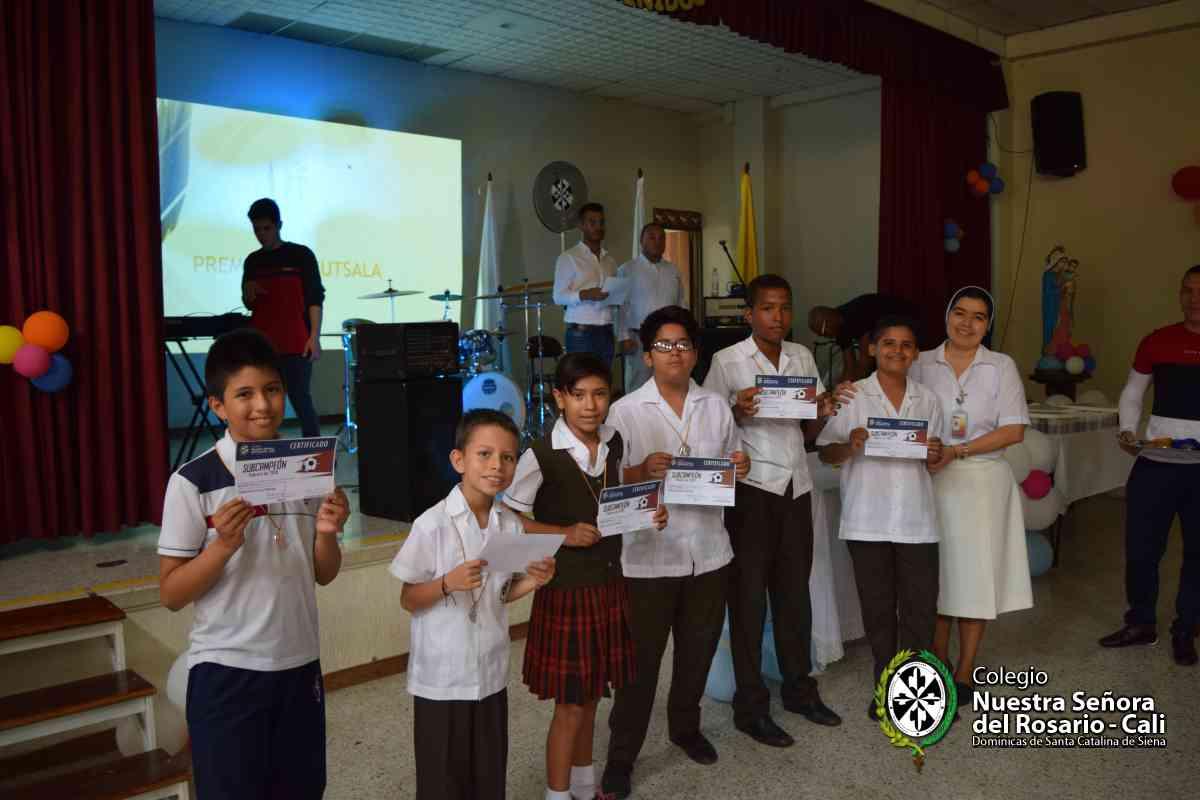Final deportes Nuestra Señora del Rosario 2006