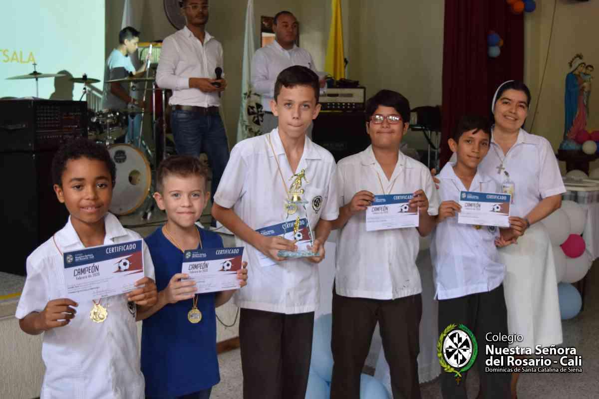 Final deportes Nuestra Señora del Rosario 2010
