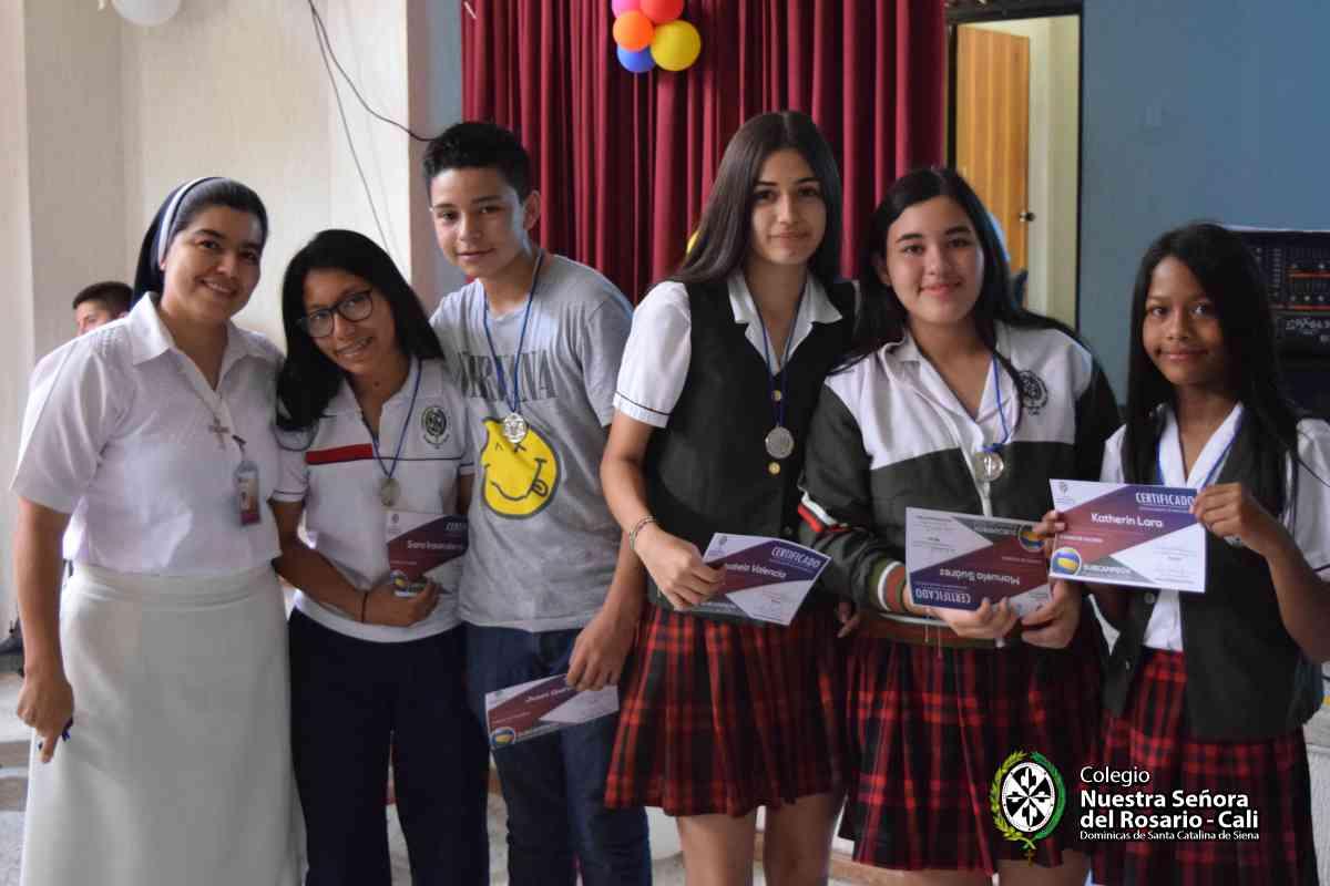 Final deportes Nuestra Señora del Rosario 2012