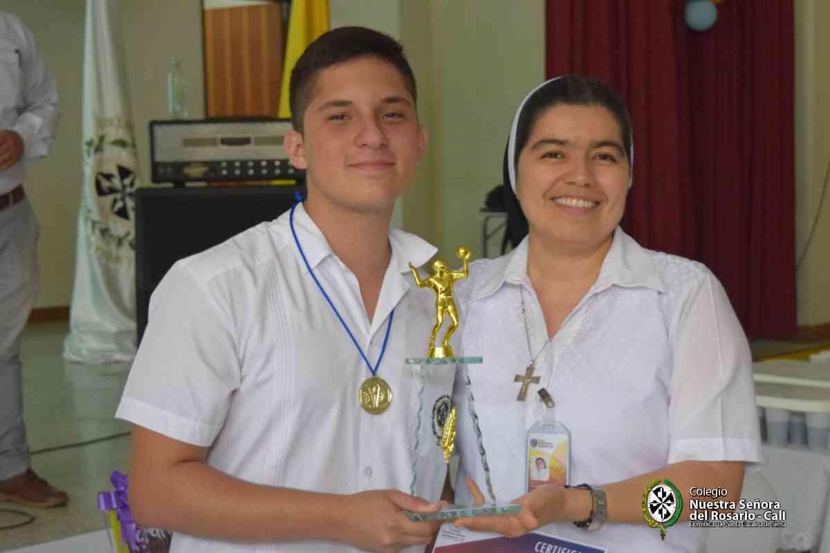 Final deportes Nuestra Señora del Rosario 2013