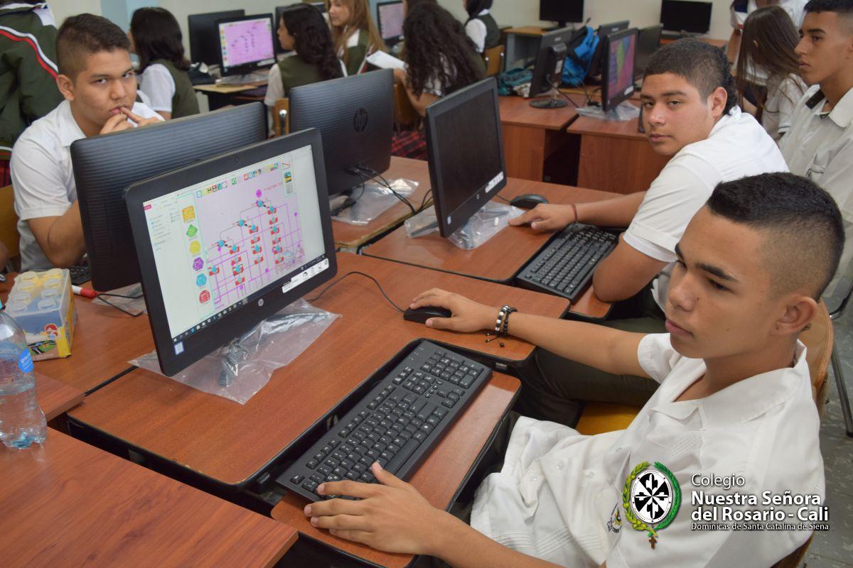 Robotica Nuestra Señora del Rosario 2005